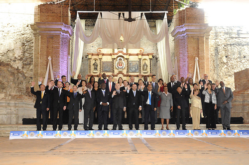La asamblea general de la OEA destaca la importancia del programa de cooperación interamericano para la prevención y erradicación de la explotación sexual, tráfico y trata de niños, niñas y adolescentes