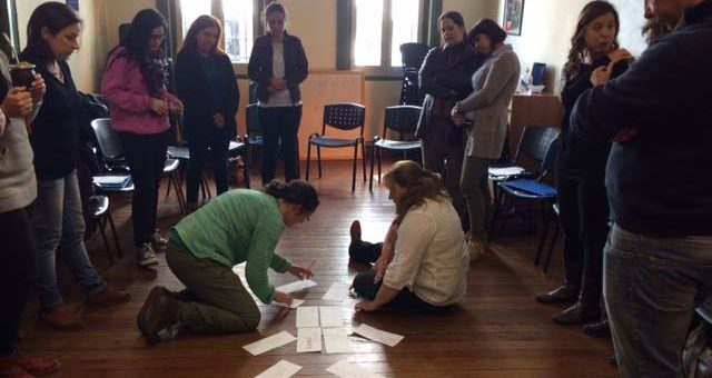Curso ESCNNA 2015 – fase presencial en Uruguay