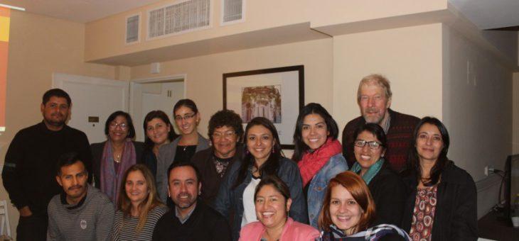 Primera reunión presencial de la Red de Aprendizaje RISE- LAC