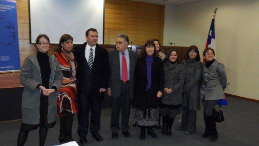 Asistencia técnica al estado de Chile