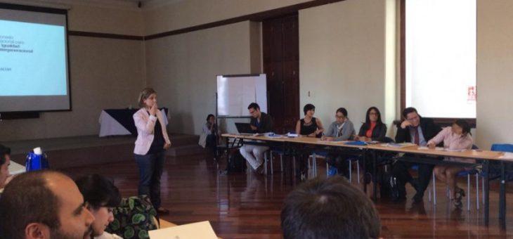 Curso ESCNNA 2015- fase presencial en Ecuador
